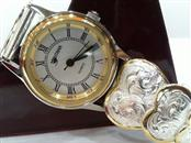 Lovely MONTANA Silver SILVERPLATING WATCH 27.8G Jewelry Silver Stainless 27.8gr